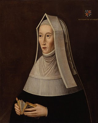 Margaret Beaufort, mother of Henry VII