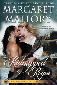 Margaret Mallory's kidnapped by a rogue