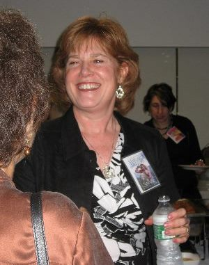 My publisher's party, RWA 2011, NYC