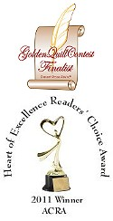 golden quill award finalist