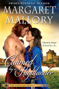 Margaret Mallory's Claimed by the Highlander